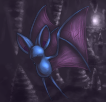 Zubat by sugar-cat-candy