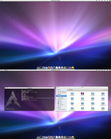 My Gnome Shell Screen Shot by CraazyT