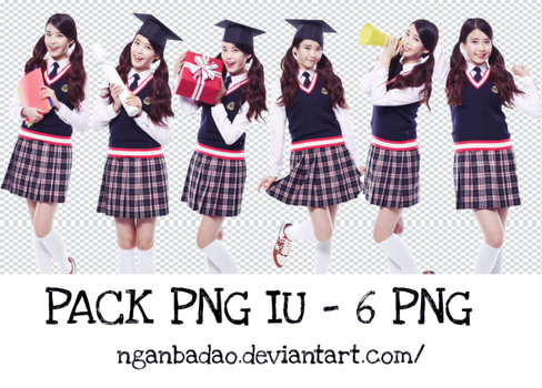 PACK PNG #52 by nganbadao