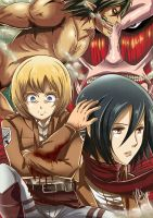 Shingeki no Kyojin - Innocent by Sabnock