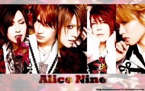 Alice Nine White Period 2nd by hamsterchan155