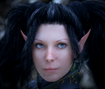 ELF  realism test by MaskDemon
