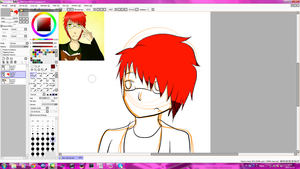 AT w.I.P Gilbert by htfloveAPH