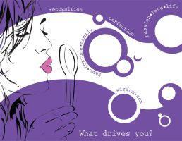 What drives you? by tuplicka8785