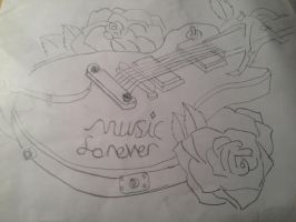 Music Forever (WIP) by TheManThatLaughed