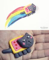 Nyan Cat by hotamr