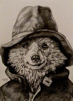 Paddington Bear by RKS82