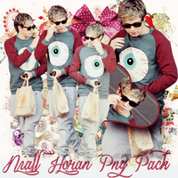 Pack png 214 Niall Horan by MichelyResources