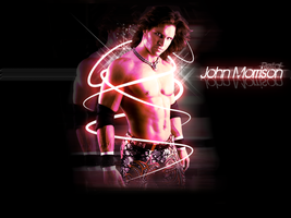 John Morrison Wallpaper by Retaliation08