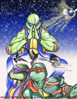 I Shall Protect My Brothers by alaer