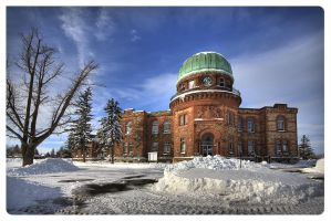 Old Dominion Observatory by AmirNasher