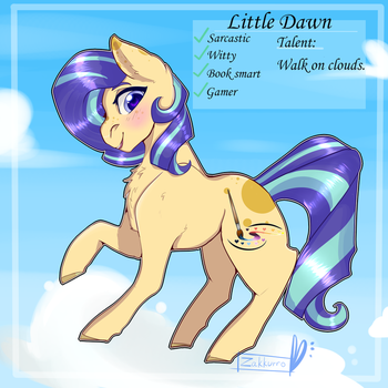 Little Dawn -Com- by Zakkurro