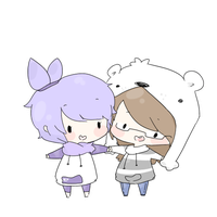 friends yay :CO: by mushuroom