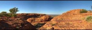 Kings Canyon Vue by partoftime