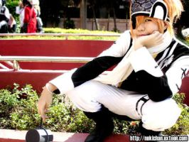 Lavi:Cosplay by neki