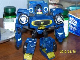 Anime Soundwave Sly Van 06 by coonk9