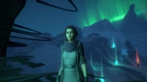 Dreamfall Chapters - Zoe Castillo by Caine001