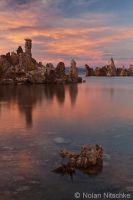 Mono Lake Sunset by narmansk8