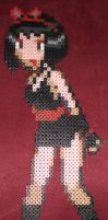 Yura of the Hair Bead Sprite by WarholaStJames