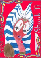 Sketch Card Shaak Ti by SvalaW
