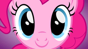 Pinkie Pie Close-up by LetsEatHay