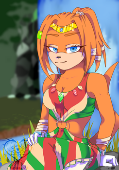 AT.Tikal by Sanddy273
