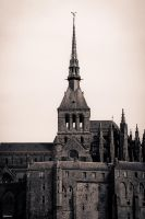 Mont St Michel by Rayon2lune