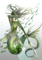 Male Siren by bigcat-yeoh