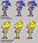 Sonic Drawing attempts by CCI545