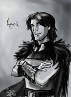 Amell by emedeme