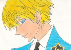 Tamaki Suoh by xX6CatchingClouds4Xx