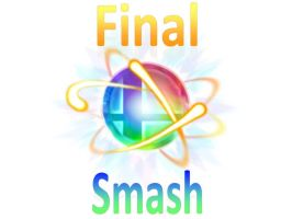Final Smash by Pfaccioxx