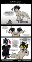 Is Ryuk's Apple - English by RakPolaris