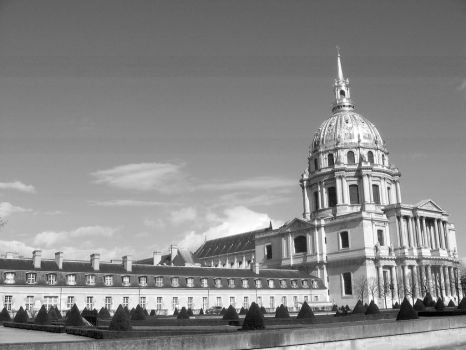 Les Invalides by torcani