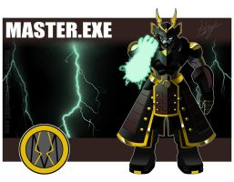 masterman666 - Master.EXE by Higure-san
