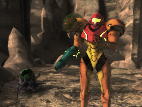 The Last Metroid by Bluejet97