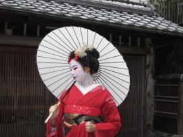 Maiko (Red) - 15 by rin-no-michiei
