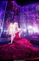 Macross Frontier Sheryl Nome Cosplay 01 by eefai