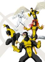 xmen first class by Anny-D