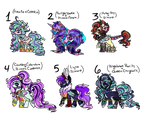 Fanfoal adopts  (Auction) ***OPEN*** by HazeAdopts
