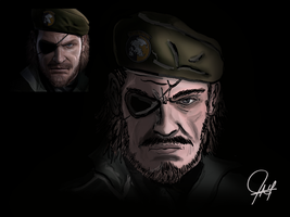 Big Boss by Andss101