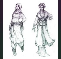 Hijab style 2 by WhiteLeyth