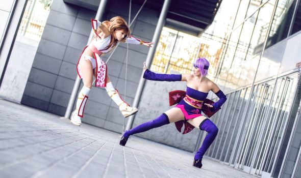 Ayane win by LexiStrife