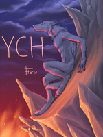 YCH Auction | PayPal / Points| Closed by flowerewolf