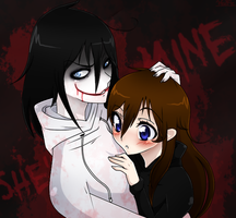 She's Mine by xXDemonic-EntityXx