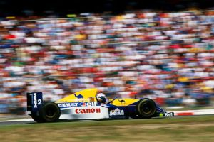 Alain Prost (Germany 1993) by F1-history