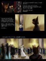 Formal Engagements: Page 1 by TatterTailArt