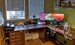 My workspace by Dragarta