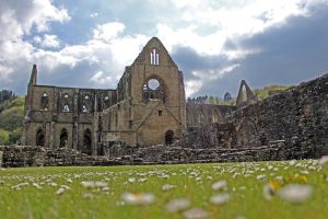 Tintern Abbey by nhf1