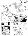 The End #5 - Story #1 - Contemplation (Inks) by thescarletspider